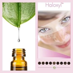 Haloxyl Péptido Antiojeras