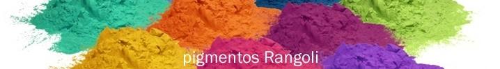 Pigmentos Rangoli